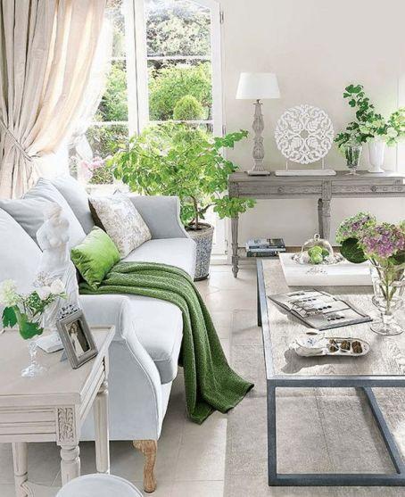 Greenery livingroom