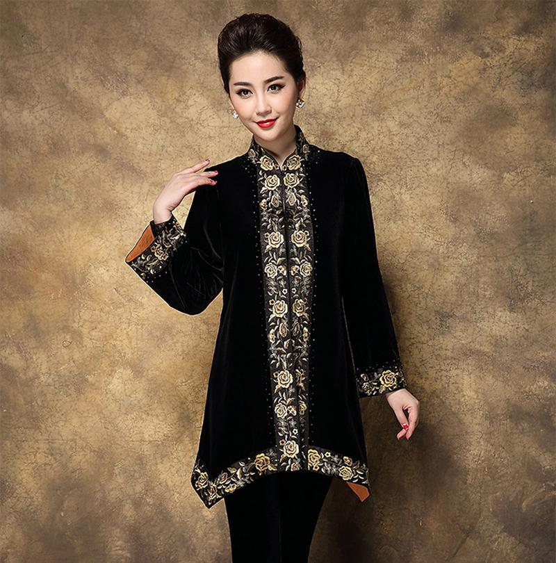 Velvet-Jacket-Vintage-Embroidery-Flower-Coat